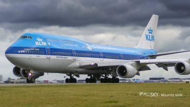 Photo of Zo kwam de eerste KLM Boeing 747-400 op Schiphol | Video