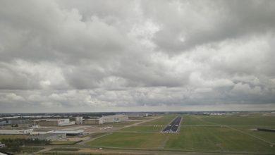 Photo of Schiphol neemt Oostbaan weer in gebruik na onderhoud