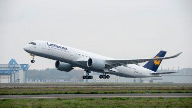 Photo of Lufthansa met A350 naar Berlijn Tegel
