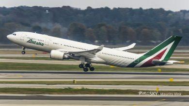 Photo of Alitalia schrapt vluchten vanaf Milaan