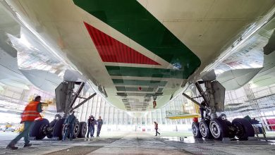 Photo of 'Duizend banen op tocht bij redding Alitalia'