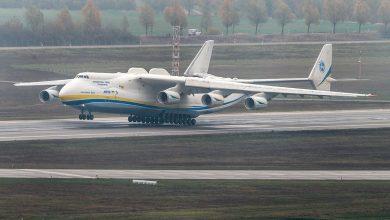 Photo of 'Antonov-225 vaker naar Groot-Brittannië'