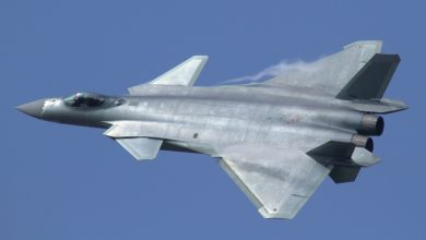 Photo of Eerste publieke optreden Chinese J-20 stealth gevechtsvliegtuig