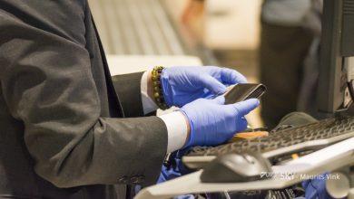 Photo of Handschoenenkwestie beveiligers Schiphol opgelost