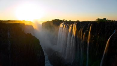 Photo of Nieuw vliegveld Victoria Falls