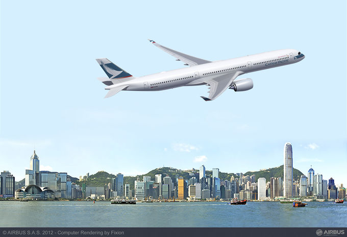 a350-1000 cathay pacific