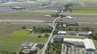 Photo of Schiphol vanaf noordelijke A9 weer bereikbaar