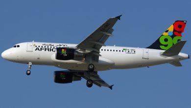 Photo of Schutter opent vuur op A319 van Afriqiyah Airways