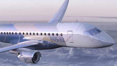 Photo of Embraer 175-E2 maakt eerste vlucht