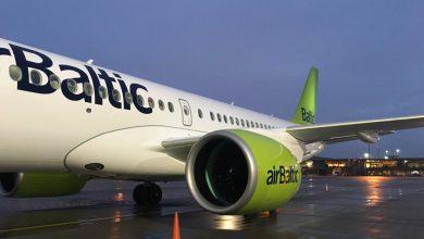 Photo of Nieuwe CS300 voor airBaltic