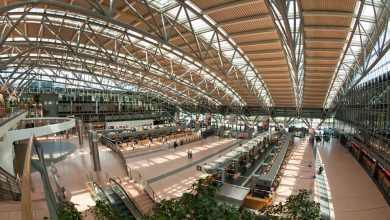 Photo of Stroomstoring legt luchthaven Hamburg lam
