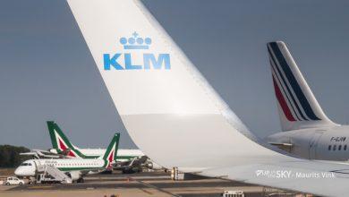 Photo of 'Delta wil Air France-KLM aan boord hebben bij Alitalia'