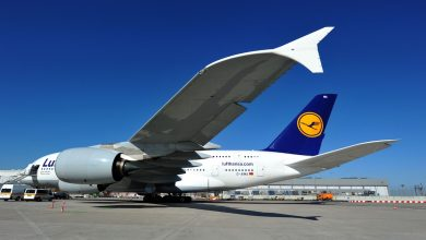 Photo of Enorme winglets voor A380