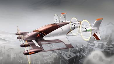 Photo of 'Airbus presenteert eind 2017 zelfvliegende taxi'