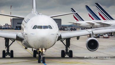 Photo of Wederom 30 procent uitval van vluchten Air France