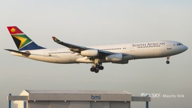 Photo of 'South African Airways opgesplitst in 3 afdelingen'