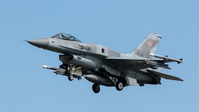 Photo of Polen ziet niets in oude F-16's