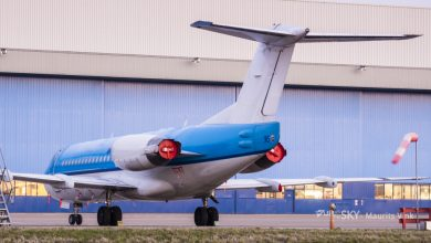 Photo of KLM Fokker 70's naar Myanmar