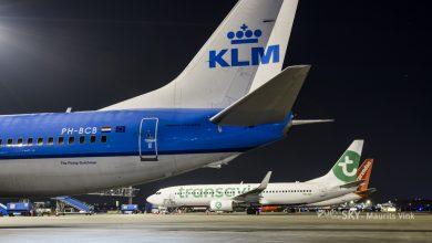Photo of Transavia en KLM steken Air France voorbij in oktober