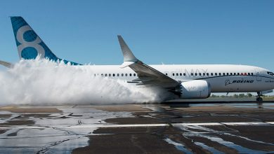 Photo of Boeing zet 737 MAX aan de grond