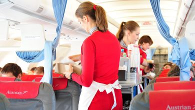 Photo of Austrian Airlines bezuinigt en schrapt 800 banen