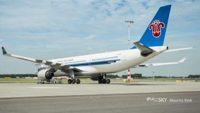 Photo of China Southern stapt uit SkyTeam