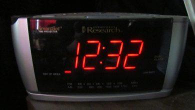 Photo of 05:53 a.m. | Column Bjorn