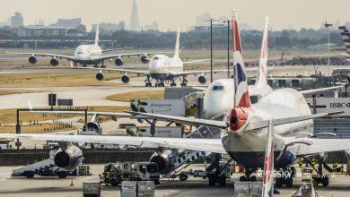 Photo of Drukste dag in Britse luchtruim ooit – video