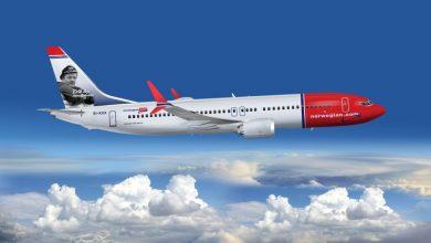 Photo of Norwegian 737 naar Schiphol door medisch noodgeval