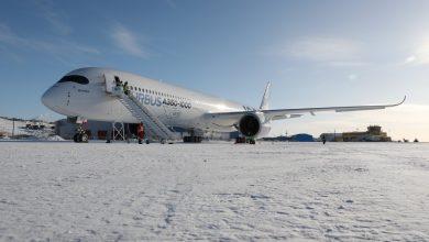 Photo of Airbus A350-1000 maakt eerste trans-Atlantische vlucht