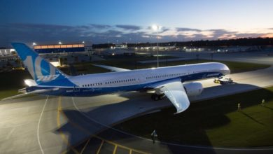 Photo of Boeing kampt opnieuw met productiefouten in 787