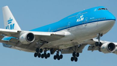 Photo of KLM-747 landt op Sint Maarten | Video