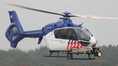 Photo of Politiehelikopter bijna 80 procent meer ingezet in 2017