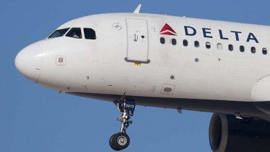 Photo of Delta-vloot tijdelijk aan de grond door computerstoring