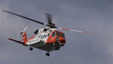 Photo of Helikopter Ierse Kustwacht crasht in oceaan