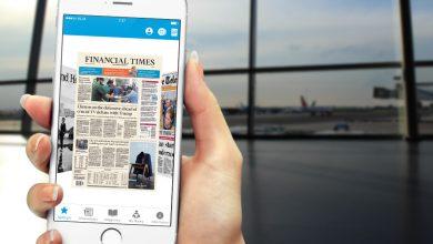 Photo of KLM doet papieren krant in de ban