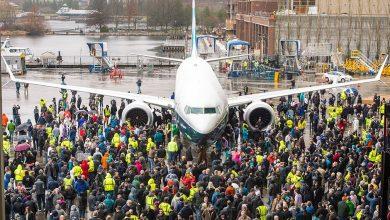 Photo of Boeing viert debuut 737 MAX 9 | video