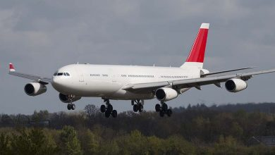 Photo of Sloop van A340 op Twente Airport begonnen – video