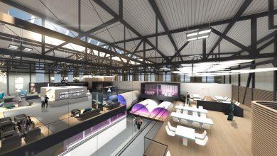 Photo of Airbus breidt showroom Hamburg uit