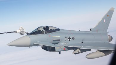 Photo of Duits defensie-ministerie wil extra Typhoons, geen F-35's