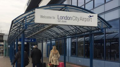 Photo of Airport Review: London City
