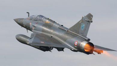 Photo of Bemanningsleden overleven crash met Franse Mirage niet