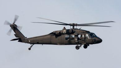 Photo of Amerikaans helikoptertransport via Rotterdam en Eindhoven