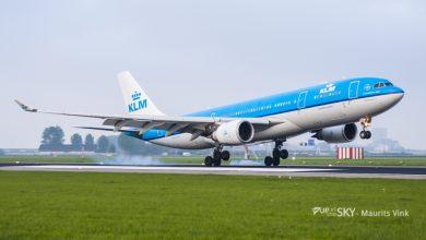 Photo of KLM rechtstreeks van Amsterdam naar Austin
