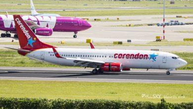 Photo of Corendon Boeing 737 keert terug na brandmelding