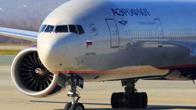 Photo of Elke drie uur een nieuw mondkapje bij Aeroflot