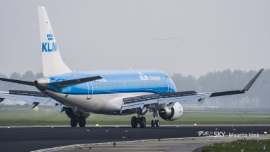 Photo of KLM schrapt vluchten vanwege orkaan Ophelia