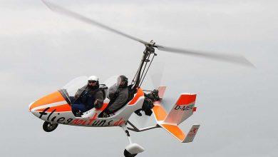 Photo of Rotor fly-in vlak over de grens
