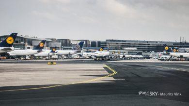 Photo of Frankfurt niet voorbij Schiphol in 2017