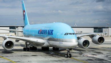 Photo of Korean Air houdt A380's aan de grond